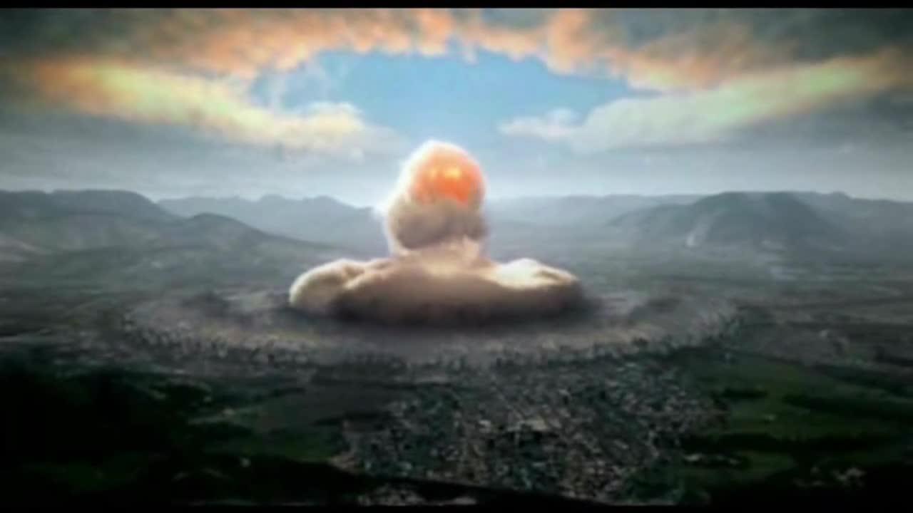 Резултат с изображение за подземен ядрен опит.