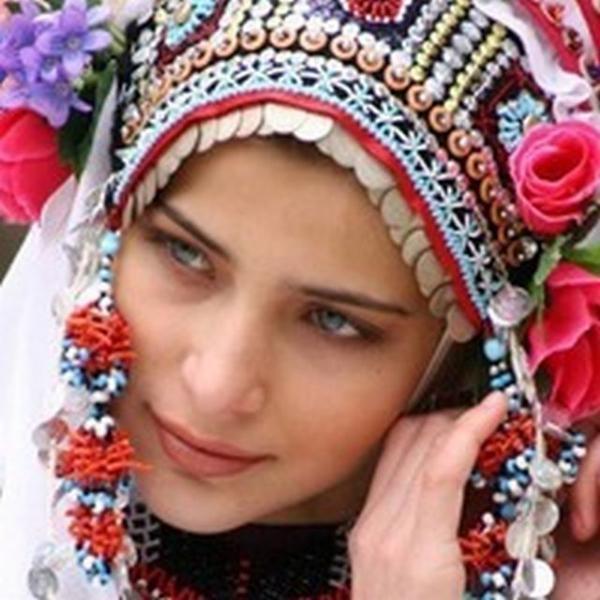 Красотата на жените от България
