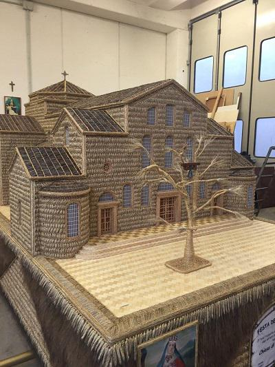 макет храма света софия