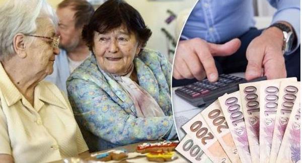 Резултат с изображение за чехия пенсии